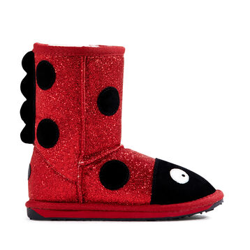 Ladybird Sparkle, RED, hi-res