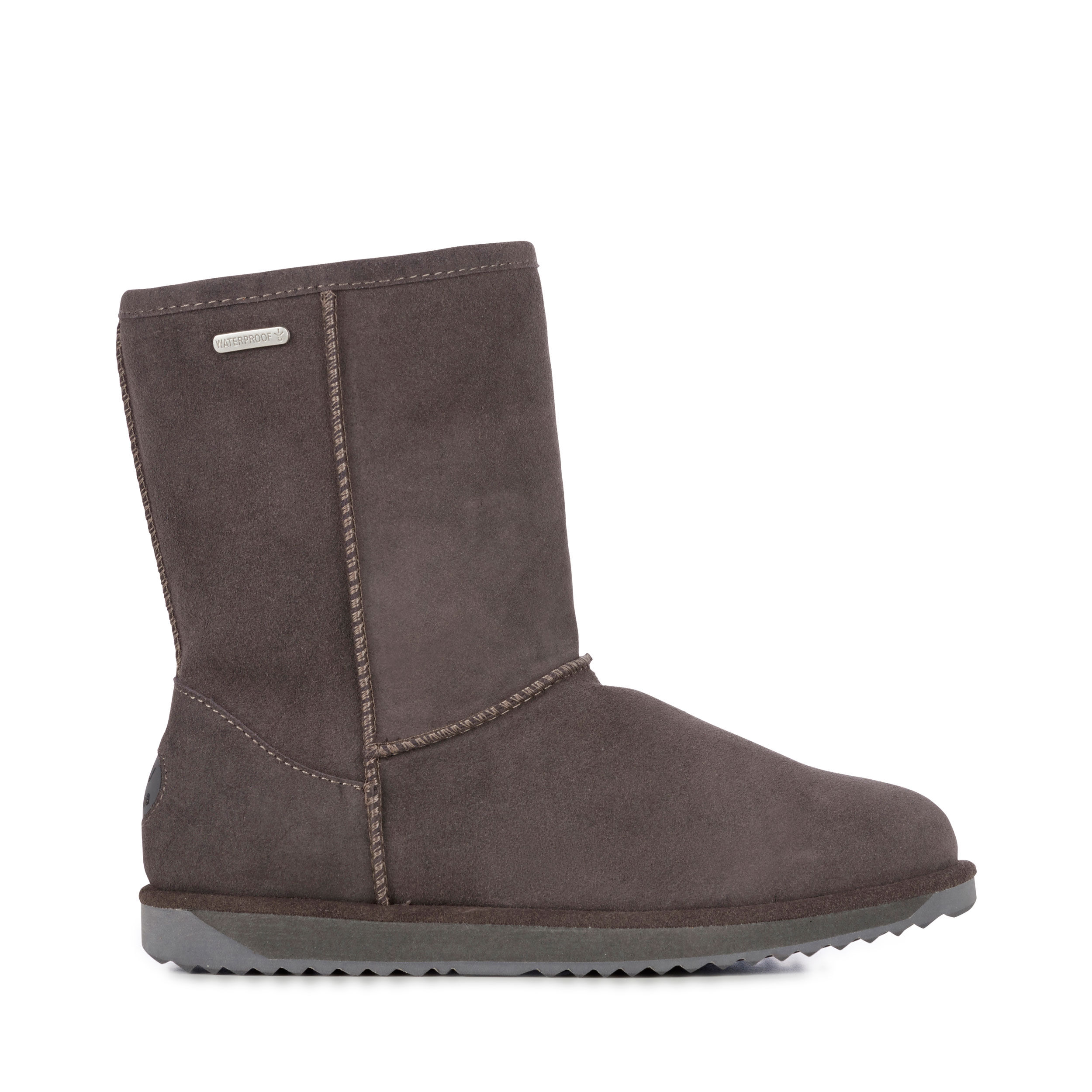 Emu Australia Women's Paterson Classic Lo Charcoal Snow Boots Buy Cheap Eastbay Great Deals Cheap Price Buy Cheap Genuine LaCa69G6S
