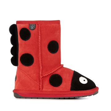 Ladybird, RED, hi-res