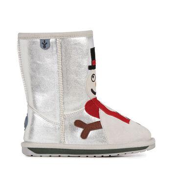 Snowman, SILVER, hi-res
