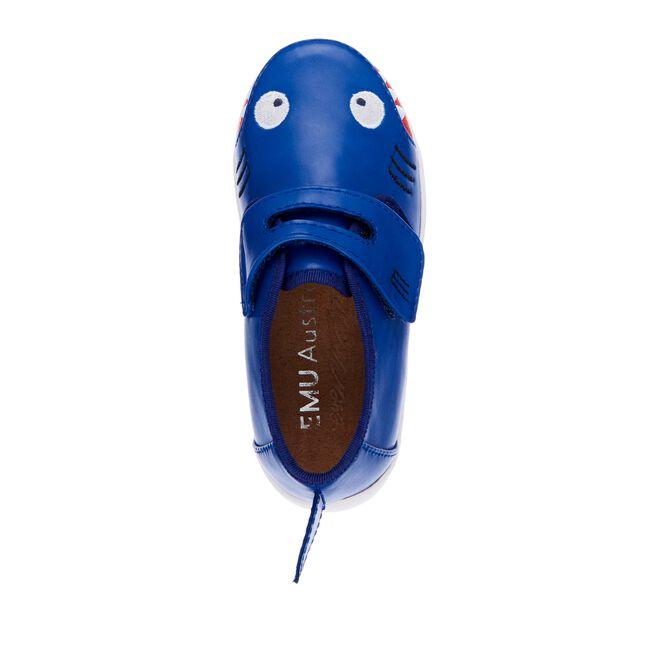 Shark Fin Sneaker, INDIGO, hi-res