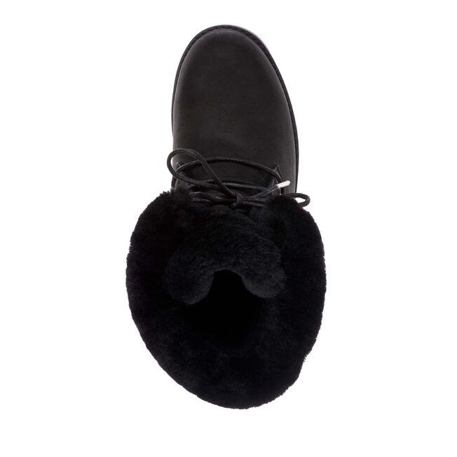 Shoreline Leather Lo, BLACK, hi-res