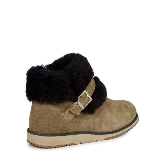 Oxley Fur Cuff, CORIANDER, hi-res