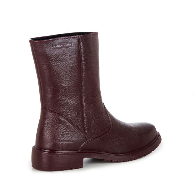Kerie Rainboot, RED WINE, hi-res