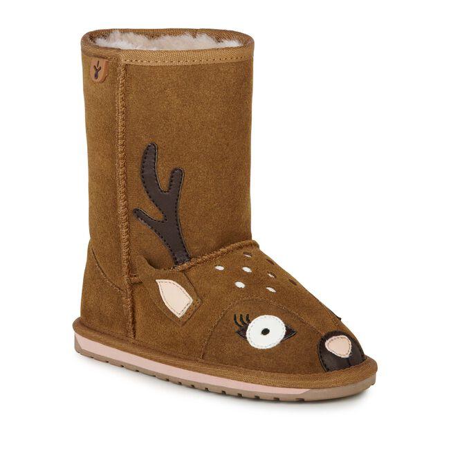 Deer, CHESTNUT, hi-res