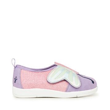 Butterfly Sneaker, VIOLET, hi-res