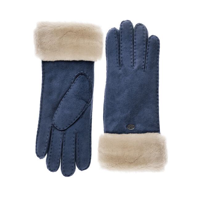 Apollo Bay Gloves, INDIGO, hi-res