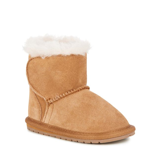 Toddle Babies Deluxe Wool Boot Emu Australia