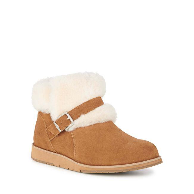 Oxley Fur Cuff, CHESTNUT, hi-res