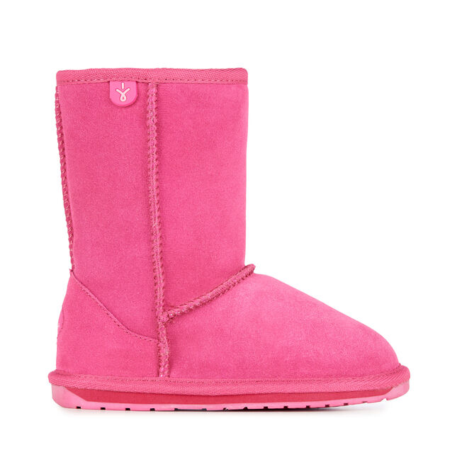 2db1bd2b03 Wallaby Lo Kids Deluxe Wool Boot- EMU Australia