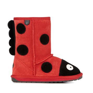99a77e18544 Little Creatures Sheepskin Boots for Kids | EMU Australia
