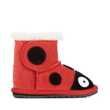 84dce23c022 Little Creatures Sheepskin Boots for Kids | EMU Australia