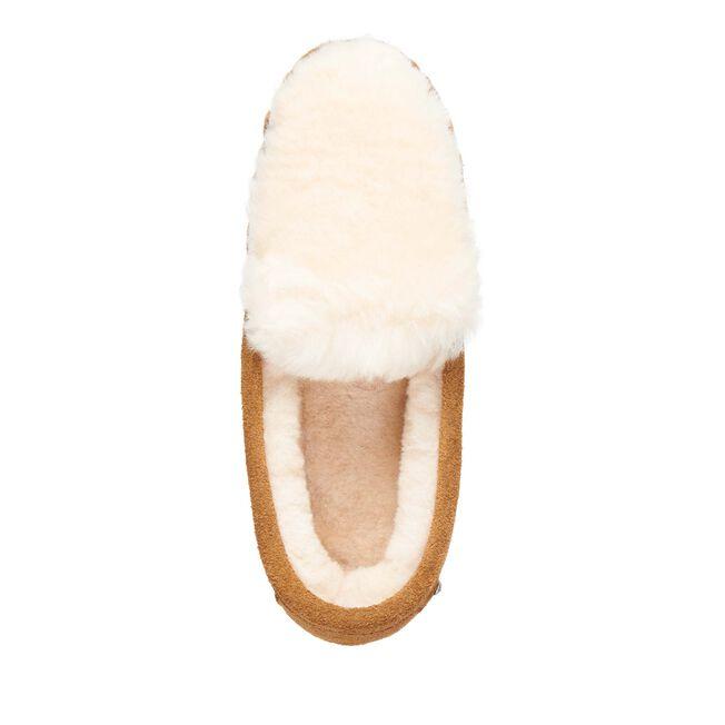 Cairns Reverse Fur, CHESTNUT, hi-res
