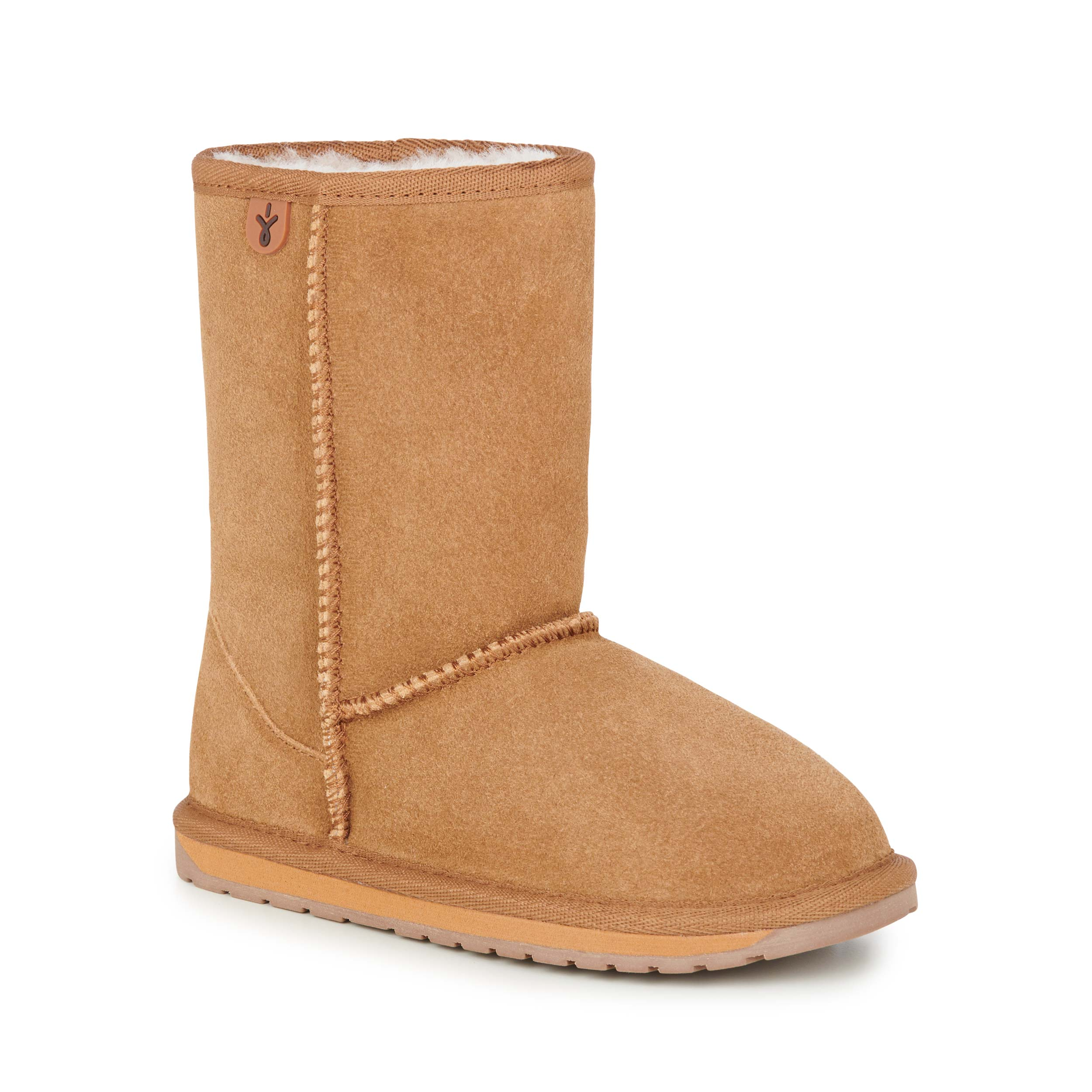 a67ad917f0e Details about EMU Australia Kids Wallaby Lo Deluxe Wool Boots