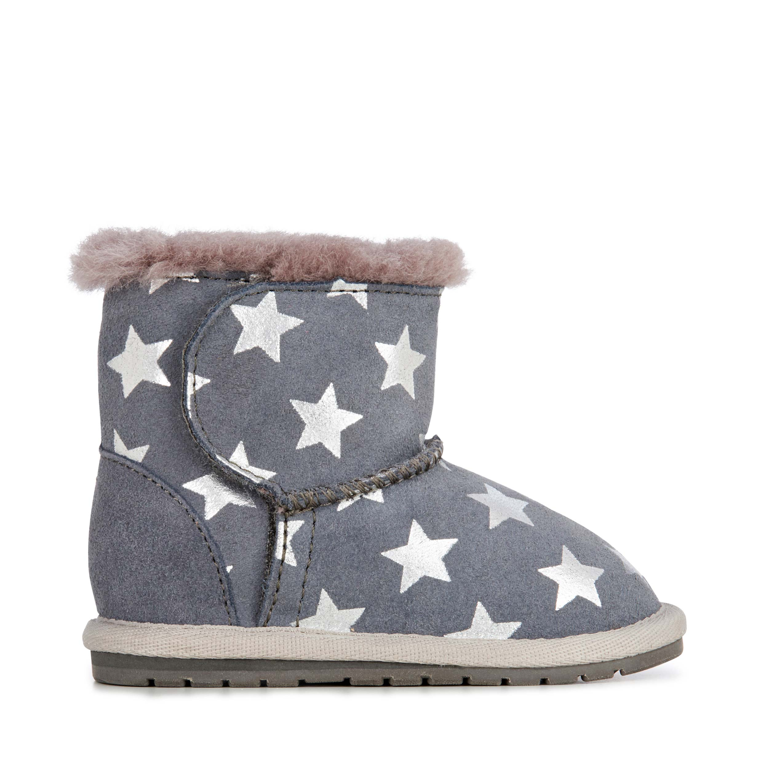 177fb865d8a Toddle Starry Night Babies Deluxe Wool Boot- EMU Australia